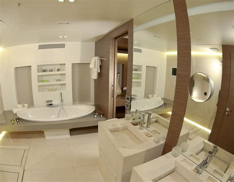 bathroom images ipanemas ouranos master bathroom luxury yacht browser