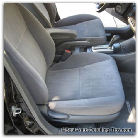 Best Upholstery Cleaner For Cars by How To Clean Car Upholstery Easier Than You Been