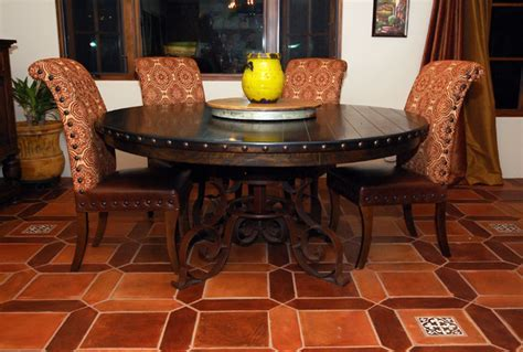 Spanish Dinner Table