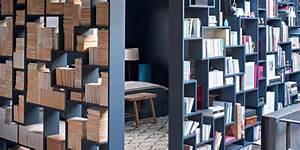 Bibliotheque Angle Ikea : biblioth que design nos plus belles inspirations marie claire ~ Teatrodelosmanantiales.com Idées de Décoration