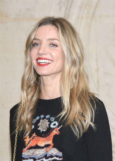 Annabelle Wallis Christian Dior Fashion Show Paris