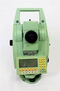Leica Tcra1103plus Ext  Range 3 U2033 Robotic Total Station  Reconditioned