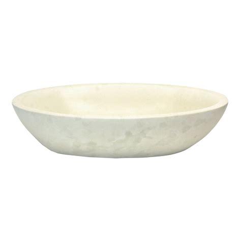 shop bath white vessel oval bathroom sink at