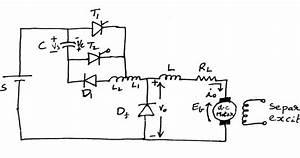 Circuit Diagram Jones Chopper