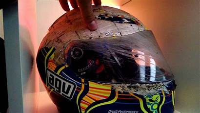 Helmets Accident Brain Save Fresh Scary Human