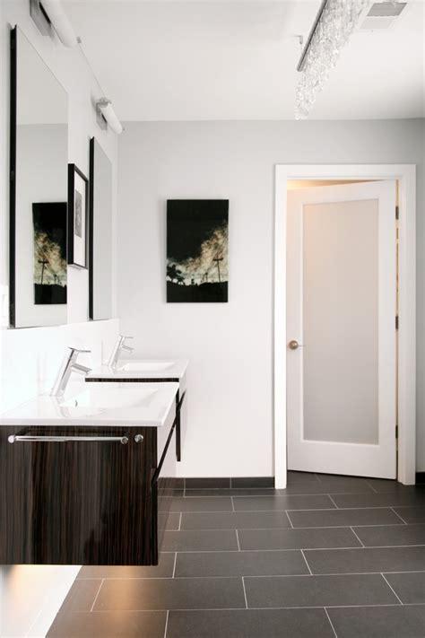 glass door knobs entry modern  mid century interior