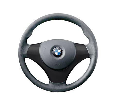 Bmw Genuine Steering Wheel Cover Trim Black E87e90e91 1