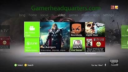 Xbox 360 Dashboard Wallpapers Background Custom Put