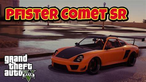 Pfister Comet Sr (gameplay/showcase)