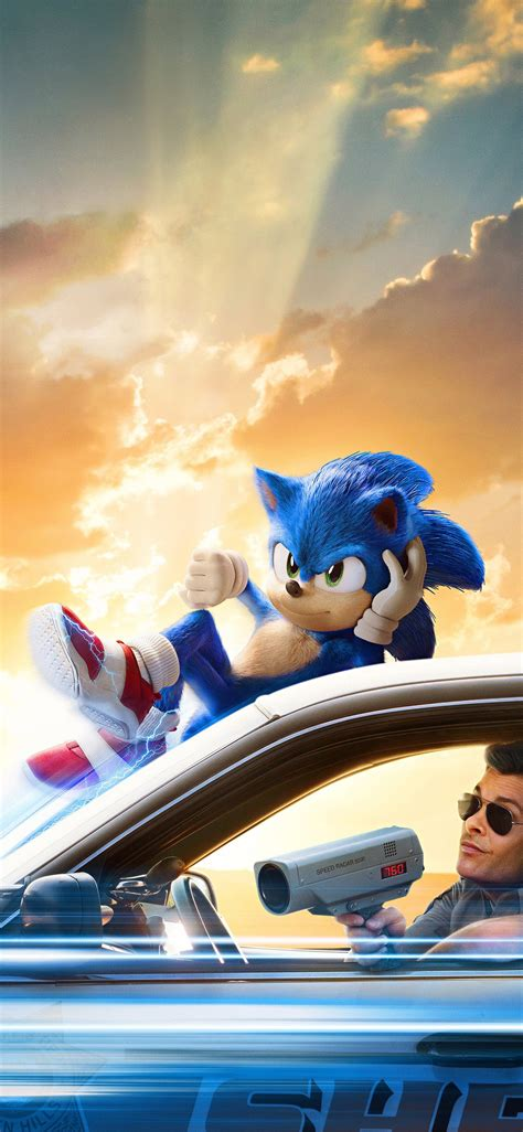 2020 sonic the hedgehog 4k iPhone X Wallpapers Free Download