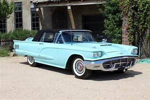 1960 Ford Thunderbird  U0026quot Square Bird  U0026quot  Fully Equipped With Every Option Available At Its Releas