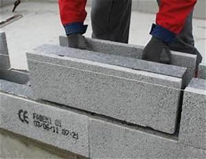 Prix Agglo De 20 : le b ton r pond la rt 2012 solutions ma onnerie technique ~ Dailycaller-alerts.com Idées de Décoration