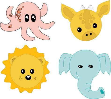 baby animals vector graphic vectorme