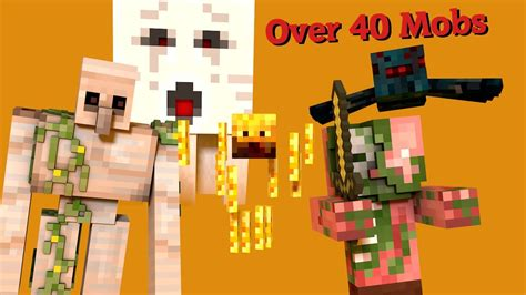 Really The Best Minecraft Cinema 4d Mob Pack
