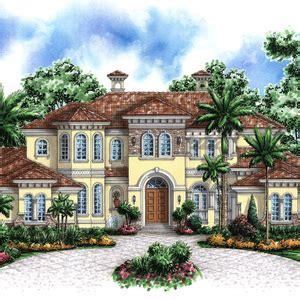 Mediterranean Villa House Plans by Mediterranean Style House Plans Villa Weber Plan Luxury