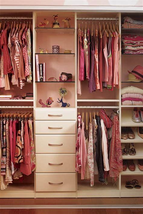Best 25+ Girls Closet Organization Ideas On Pinterest