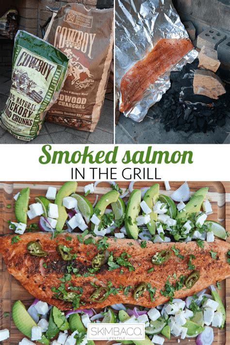 grilled salmon  avocados recipe  summer bbq parties