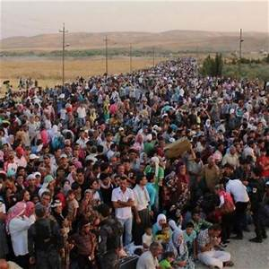 WH Refuses to Turn Over Information about Syrian Refugees ...