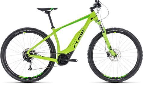 bestes e bike 2018 neuheiten 2018 cube e mountainbikes mit bosch powertube
