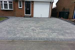 Driveways Installed Throughout The North East