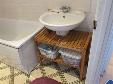 bathroom storage ideas ikea 83 best pedestal sink storage solutions images on