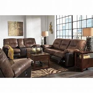 Signature Design By Ashley Follett Reclining Living Room