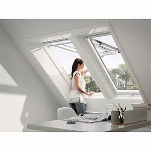 Dachfenster 3 Fach Verglasung : velux klapp schwingfenster gpu pk06 94x118 aluminium 3 ~ Michelbontemps.com Haus und Dekorationen