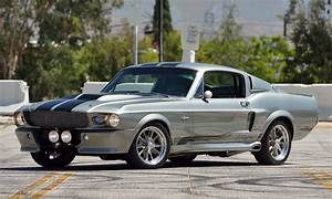 "The ""Eleanor"" Mustang Shelby GT500 from ""Gone in 60 Seconds"" is For Sale 
