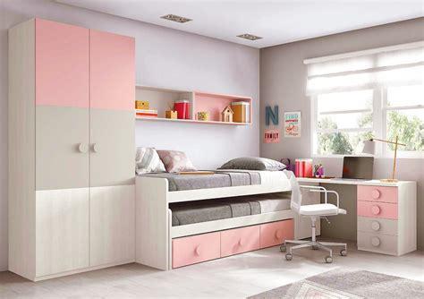 photo chambre fille ado chambre ado fille astucieuse avec lit gigogne
