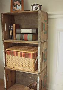 Bücherregal Selber Bauen Holz : regale selber bauen 73 tolle beispiele und pfiffige ideen ~ Lizthompson.info Haus und Dekorationen