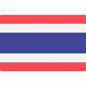 Thailand - Free flags icons