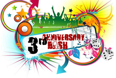Happy 3rd Anniversary to XciteFun.net Forum - XciteFun.net