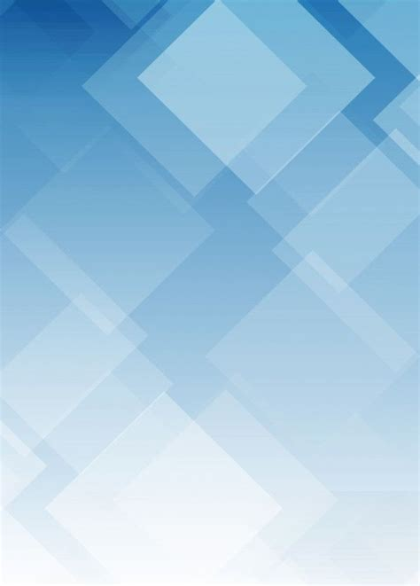 simple geometric vi brochure vector background material