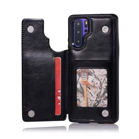 wallet case huawei p pro zwart gratis verzending