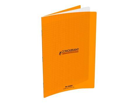 bloc de classement bureau conquerant classique cahier 24 x 32 cm 96 pages