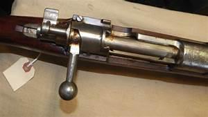 Dwm Brazilian 1908 Mauser Rifle 7mm 7mm Mauser  7x57mm