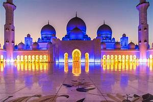 Visit The Sheikh Zayed Mosque  Abu Dhabi