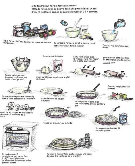 cuisiner pour les enfants tarte aux pommes photo de les recettes de cuisines pour