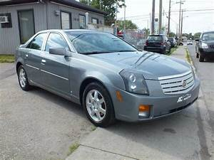 2006 Cadillac Cts Luxury 4dr Sedan - Longueuil  Quebec Car For Sale