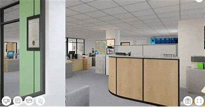 Dunder Mifflin Office 3d Techcrunch Point Recreated