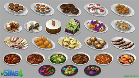 cool stuff for room the sims 4 object models from various packs by will wurth