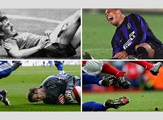 The most disturbing injuries in football history MARCA