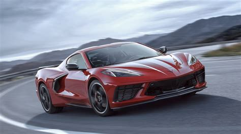 Mid-engined 2020 Chevrolet Corvette C8's Top Speed Hasn't
