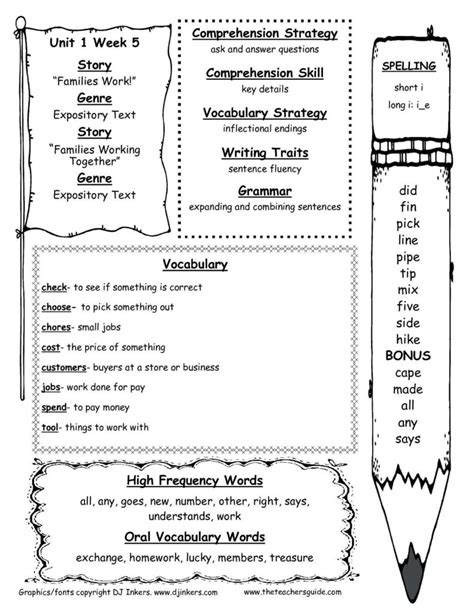 20 Awesome 2nd Grade Worksheets Comprehension Images Wdscreativeus