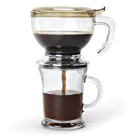 With this cold brew coffee maker, you can now prepare your personal cold brew coffee at home. Zojirushi Fresh Brew Plus Thermal Carafe Coffee Maker ...