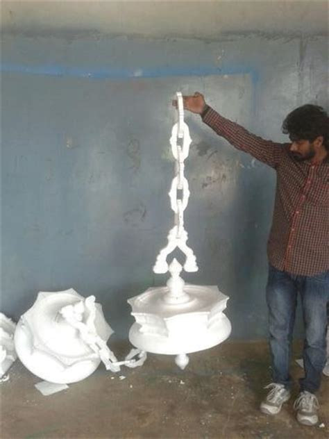 decoration thermocol material eps art design service