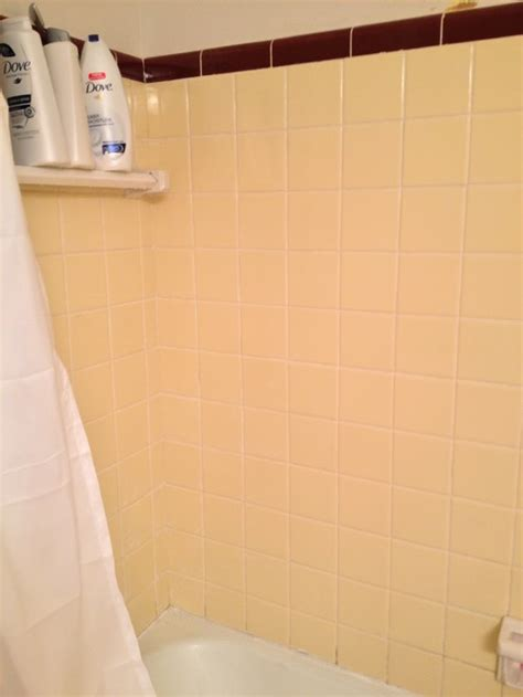 epoxy paint for tile in shower