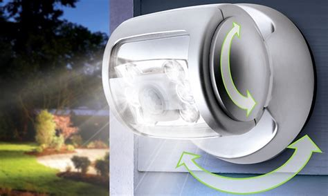 wireless led outdoor light groupon