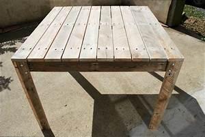 Bar Exterieur En Bois : tabouret de bar exterieur beau chaise en bois de palette ~ Premium-room.com Idées de Décoration