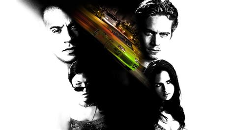 The Fast And The Furious Hd Wallpaper